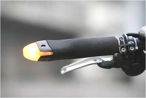 BlinkerGrips: frecce direzionali per la bicicletta – Vanilla Magazine