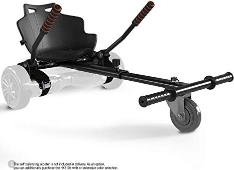 Bluewheel Hk200 Hovokart Sedile prolunga per Hoverboard 16,5 cm e