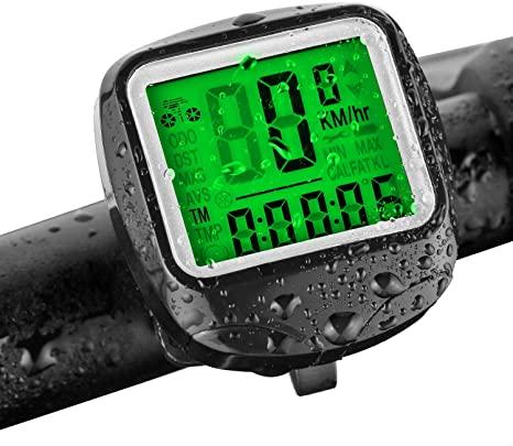 Computer di Bicicletta, FINIBO Contachilometri Bici, Ciclocomputer