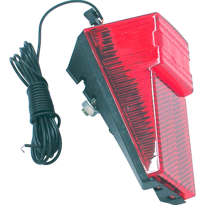 Fanalino posteriore per bicicletta con lampadina | OBI