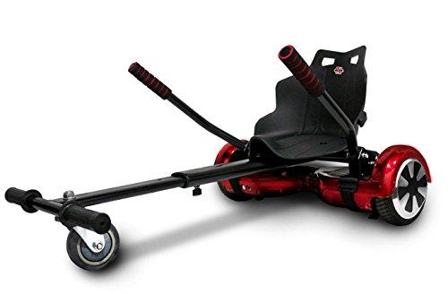 """Hoverboard Kart: prezzo e recensione dei migliori """"sedili"""" per"""