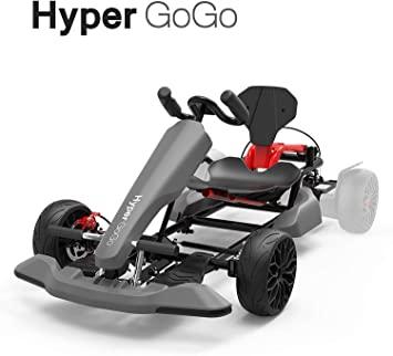 HYPER GOGO Hoverkart Go Karts Attachment Compatibile con Tutti Gli