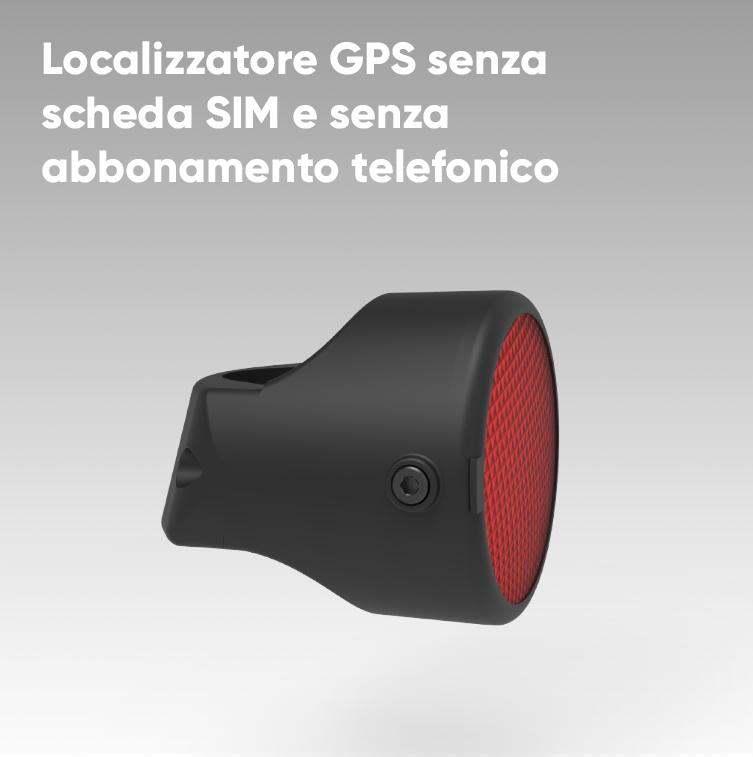 Invoxia Bike Tracker | Tracker GPS per bici e monopattini
