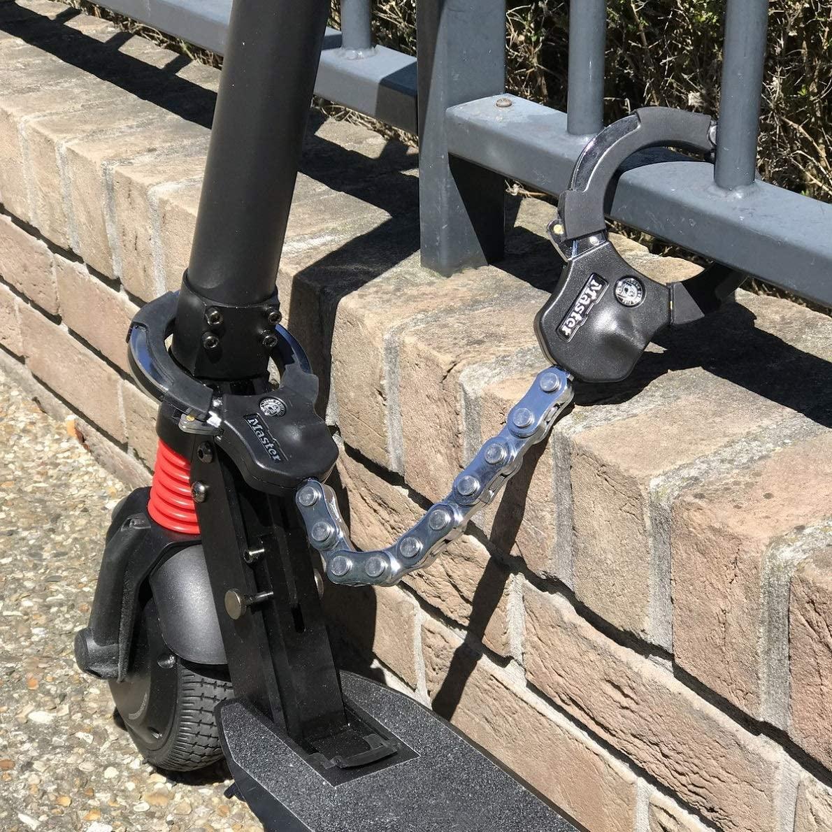 MASTER LOCK Antifurto per Bicicletta [Manette] [Serratura a Chiave