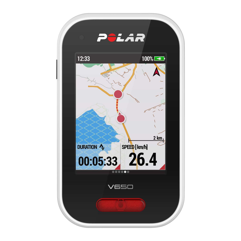 Polar V650 | Ciclocomputer con GPS | Polar Italia