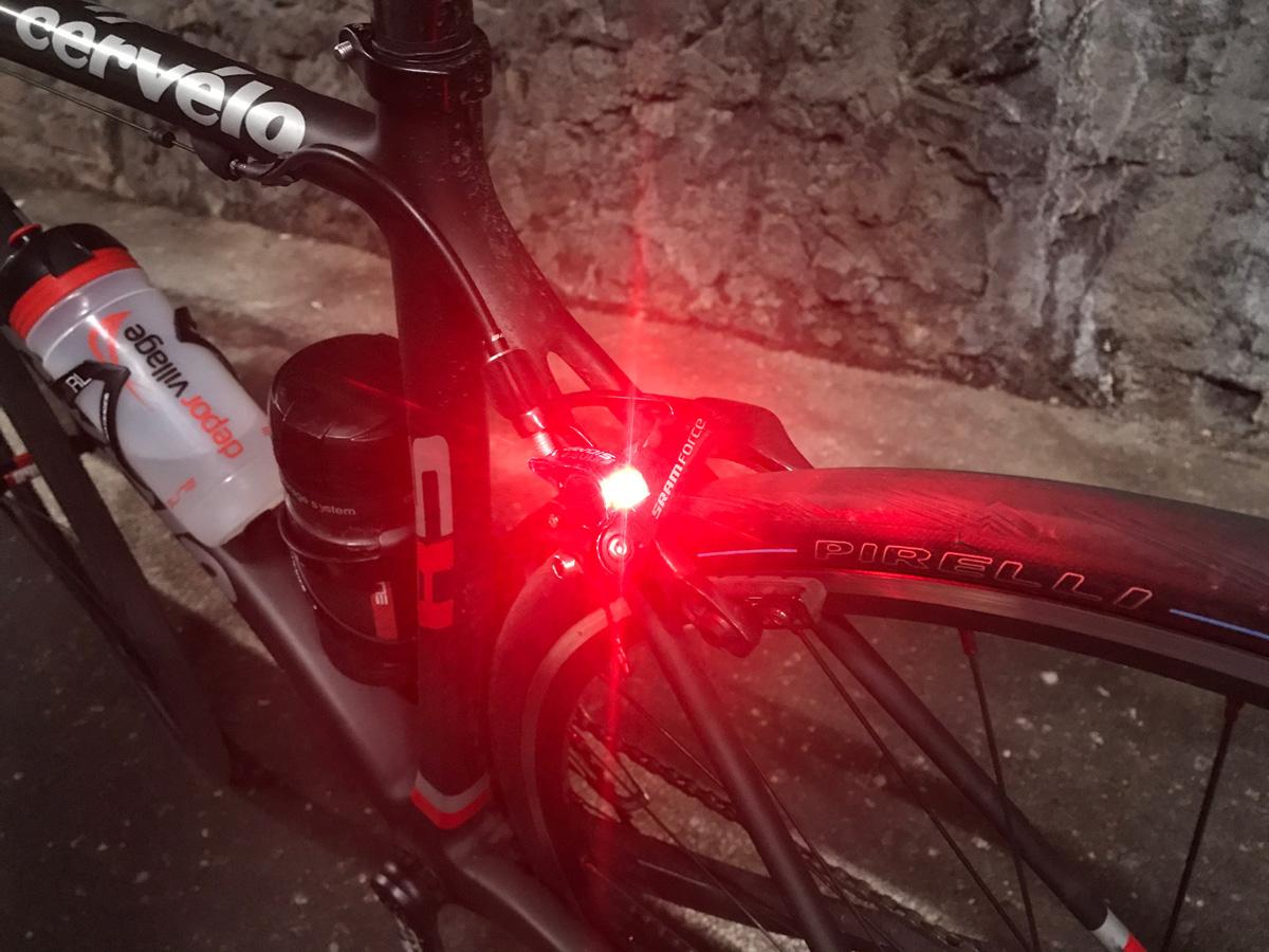 Sigma Brakelight - Luce posteriore da bici la nostra prova