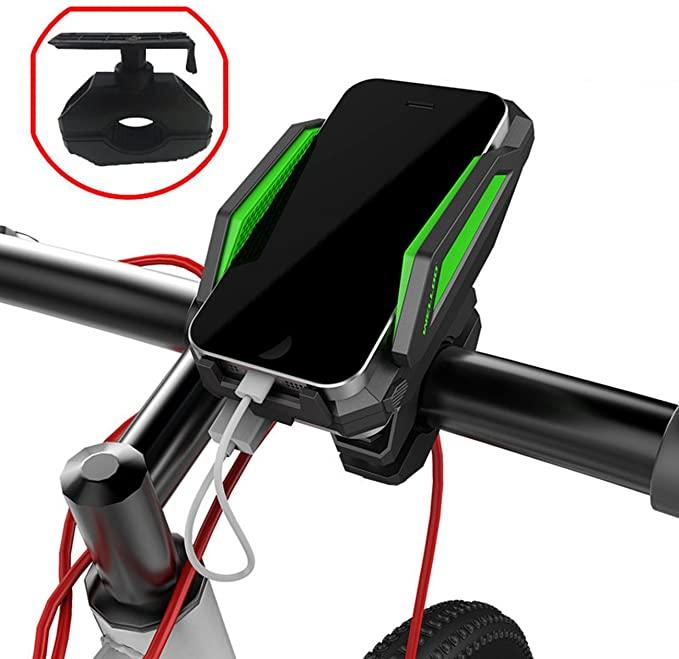Supporto per bicicletta supporto per batterie 6000 mAh Power Bank