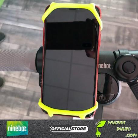 SUPPORTO SMARTPHONE NINEBOT ES1 ES2 ES3 ES4 monopattino elettrico