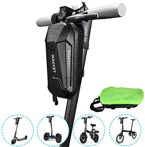 WACCET Scooter Storage Bag Impermeabile Borsa Manubrio Scooter